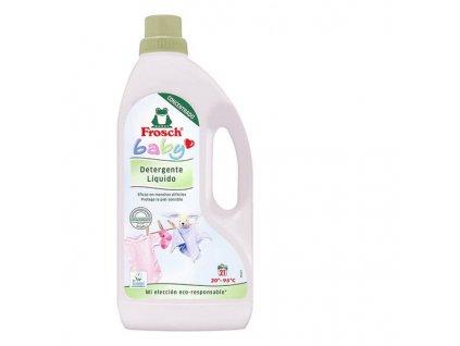 1352150 tekuty prasok na pranie baby frosch 1500 ml eco