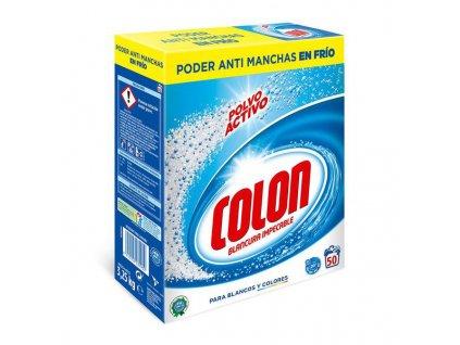 Prací Prášek Colon Active (50 dávek) (Množství 1 ks)