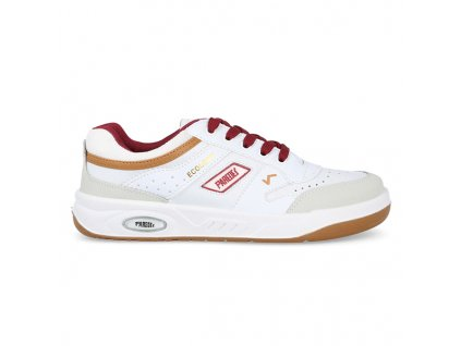 Sportovní boty Paredes ECOLOGY Burgundská (Barva Vínová, Velikost nohy 39)