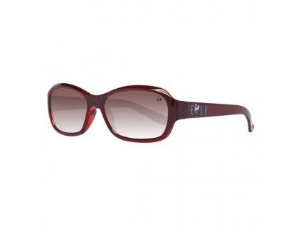 1443602 slnecne okuliare pre deti elle el18240 50re cervena 50 mm