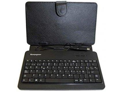 1509521 puzdro na tablet a klavesnicu powergreen fte 0010 sp cierna 19 x 14 5 x 2 5 cm