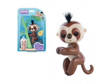 1510196 figurka baby sloth fingerlings gastanova 117511