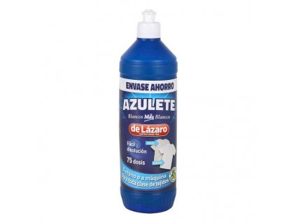 1517579 odstranovac skvrn de lazaro azulete oblecenie biela 750 ml