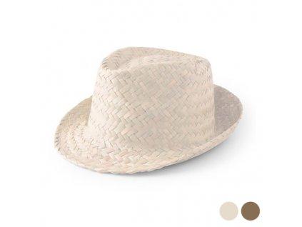 Slaměný klobouk 144930 (Barva Přírodní)