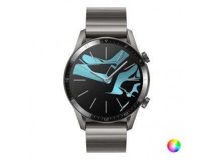 """Chytré hodinky Huawei GT2 1,2 """"AMOLED GPS 215 mAh (Barva Zelená)"""