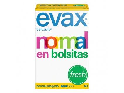 1575170 slipove vlozky normal fresh evax 40 ks