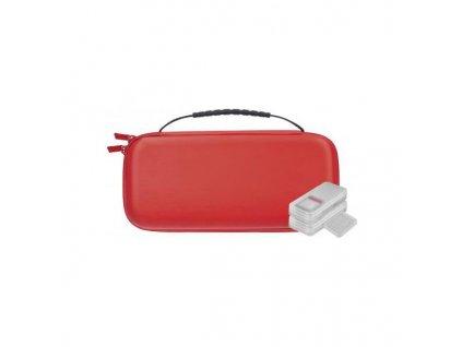 Ochranné pouzdro Nuwa na konzoli Nintendo Switch (Barva Modrá)
