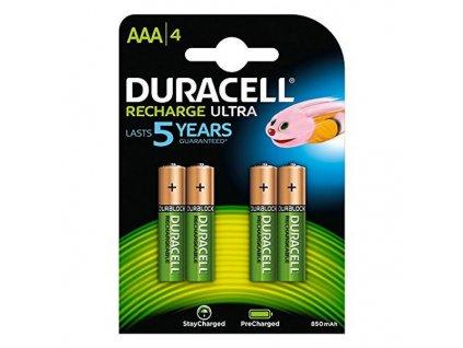 1578638 dobijacie baterie duracell durdllr03p4b hr03 aaa 800 mah 4 ks