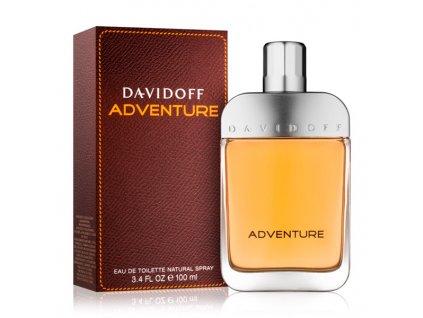 Pánský parfém Adventure Davidoff EDT (Kapacita 100 ml)