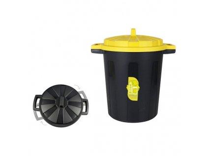 Odpadkový koš na recyklaci (Barva Zelená)