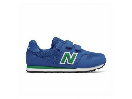 Sportovní boty pro miminka New Balance KV500YUI Modrá (Velikost nohy 20)