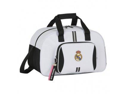 1599671 sportova taska real madrid c f 20 21 biela cierna 23 l
