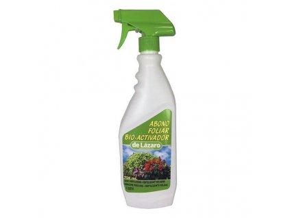 1605428 listove hnojivo na rastliny de lazaro sprej 750 ml