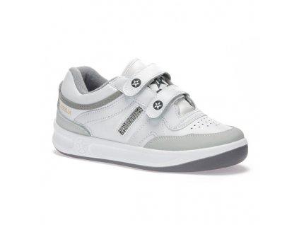 Sportovní boty Paredes ESTRELLA Velcro Bílá (Barva Bílá, Velikost nohy 39)