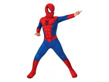 1619390 kostym pre deti rubies spiderman 8 10 rokov