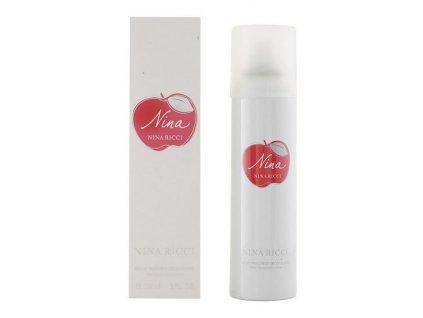 1625936 sprejovy dezodorant nina ricci 150 ml