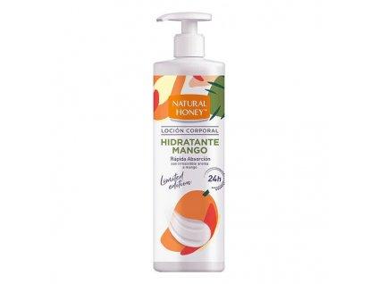 1631879 telove mlieko mango natural honey 700 ml