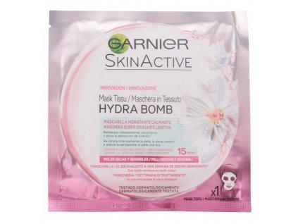 Uklidňující maska Skinactive Hydrabomb Garnier (Množství 1 Jednotka)