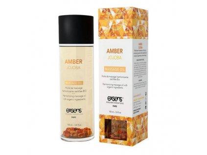 1651322 eroticky masazny olej exsens jojoba 100 ml