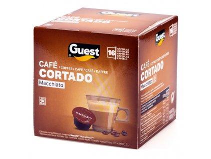1661012 kavove kapsule macchiato guest 16 ks