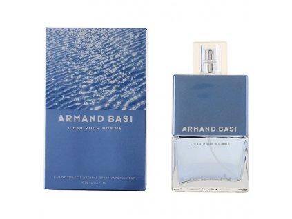 Pánský parfém L'eau Pour Homme Armand Basi EDT (Kapacita 75 ml)
