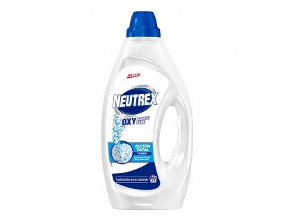 1685705 tekuty praci gel neutrex oxy biele oblecenie 1 6 l