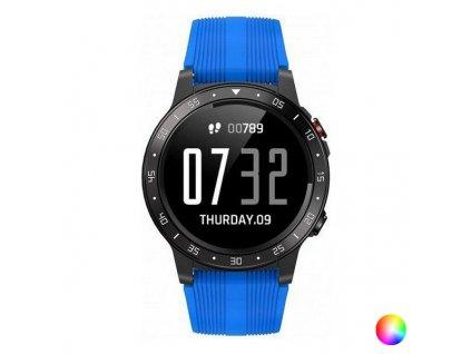 """Chytré hodinky LEOTEC Advantage 1,3 """"GPS (Barva Modrá)"""