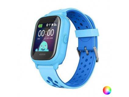 """Dětské chytré hodinky LEOTEC Kids Allo 1,3 """"GPS 450 mAh (Barva Modrá)"""