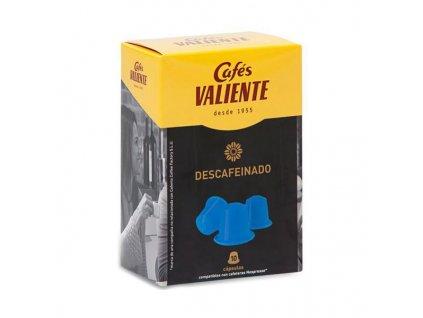 1711025 kavove kapsule cafes valiente 83928 10 ks bez kofeinu