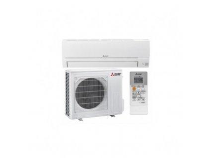 1710587 klimatizacia mitsubishi electric mszhr25vf split inverter a 2150 fg h biela