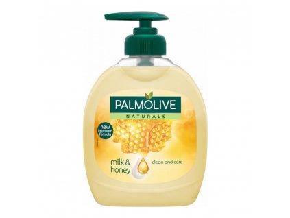 1712891 mydlo na ruky palmolive milk honey 300 ml