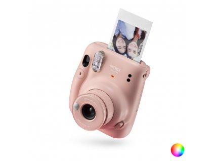 Fotoaparát na vytváření okamžitých snímků Fujifilm Instax Mini 11 (Barva Modrá)