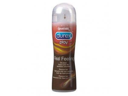 1721264 lubrikacny gel play real feeling 50 ml durex 38514