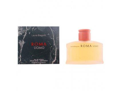 Pánský parfém Roma Uomo Laura Biagiotti EDT (Kapacita 125 ml)