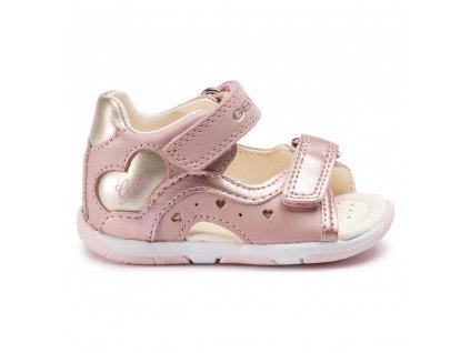 Dětské sandály Geox 044AJ C8252 Růžová (Velikost nohy 22)