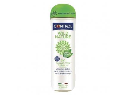 2027387 lubrikacny gel na vodnej baze wild nature control 43219 200 ml