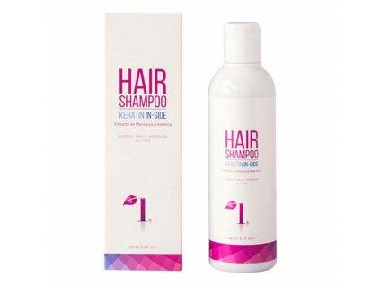 2072012 keratinovy sampon in side intelligent beauty salon 250 ml
