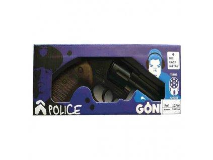 2116493 pistol kapslikovka police magnum gonher