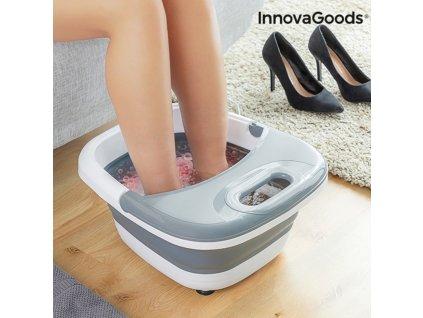 2073014 skladaci masazny pristroj na nohy aqua relax innovagoods 450w