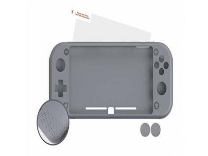 Ochranné pouzdro Nuwa na konzoli Nintendo Switch Lite Silikonové (Barva Modrá)