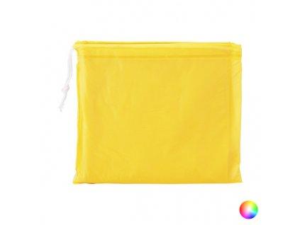 Pláštěnka s Kapucí 143221 (Barva Žlutá)