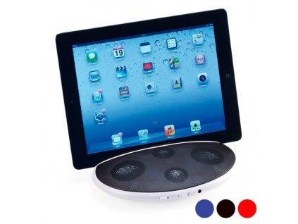 Reproduktor se stojanem na mobil nebo tablet 2W 143745 (Barva Modrá)