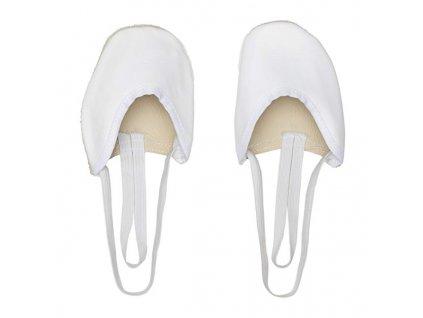 Špičky pro děti pro rytmickou gymnastiku Valeball Bílá (Velikost nohy 27)