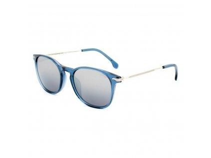 2130125 unisex slnecne okuliare lozza sl4159m 955x modra striebristy 52 mm