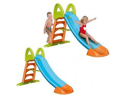 2136224 vodny tobogan feber slide 10 193 x 95 x 193 cm