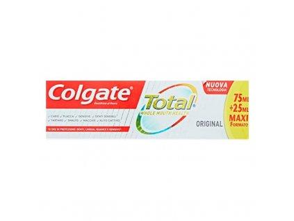 2164337 zubna pasta colgate total original 75 ml 25 ml