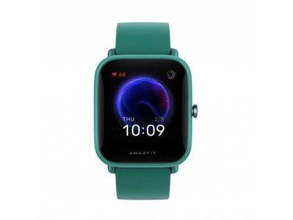 """Chytré hodinky Xiaomi Bip U Pro 1,43 """"GPS Bluetooth (Barva Zelená)"""
