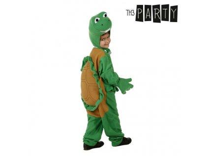 Kostým pro děti Th3 Party Želva (Velikost 5-6 let)
