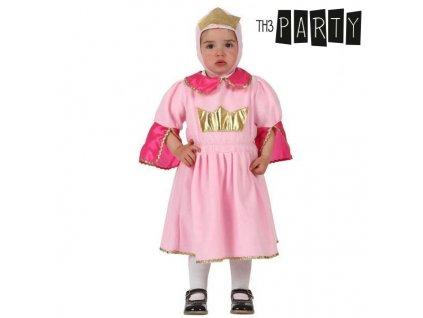 Kostým pro děti Th3 Party Princezna (Velikost 0-6 měsíců)