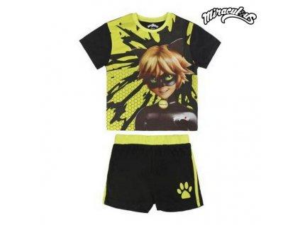 Letní dětské pyžamo Lady Bug 72644 (Velikost 2 roky)
